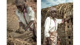 Cinama bildet Frauen wie Nankafu im Ziegelbrennen aus. Foto: Ryan Carter