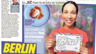 Berlin feiert die Frauen!