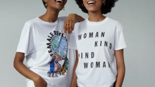 Net-a-Porter feiert den International Women's Day mit 20 exklusiv designten T-Shirts