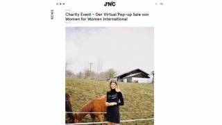 Virtual Pop Up Sale im JNC Magazin